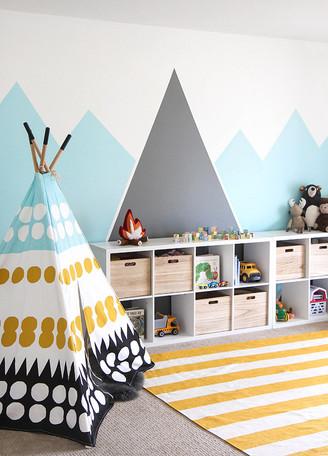צביעת חדר ילדים צורות.jpg