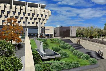 ייעוץ בנייה ירוקה בנק ישראל ירושלים