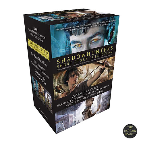 The Shadowhunter 3-Book Short Story Collection by Cassandra Clare