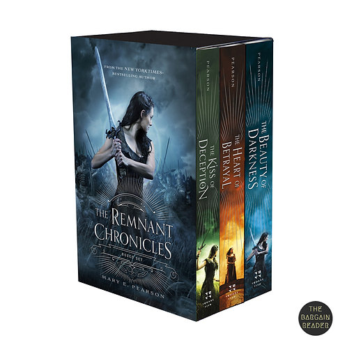 The Remnant Chronicles Complete 3-Book Boxed Set by Mary E. Pearson