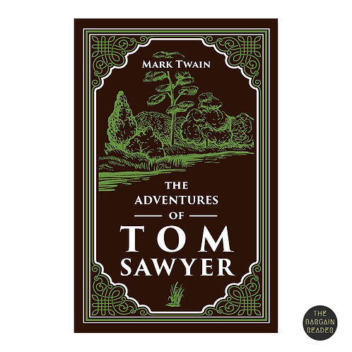 The Adventures of Tom Sawyer (Paper Mill Classics) by Mark Twain