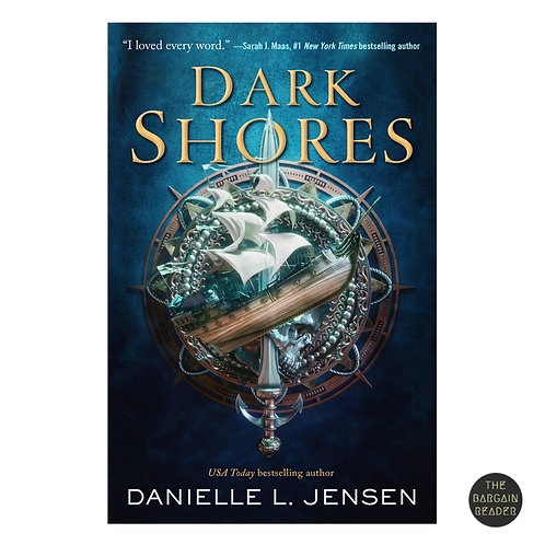 Dark Shores by Danielle L. Jensen