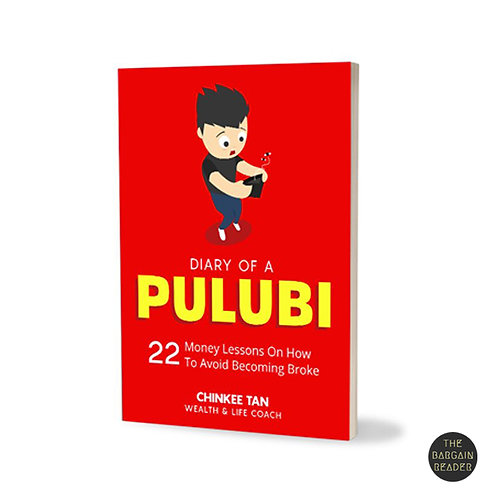 Diary of a Pulubi: 22 Money Lessons To Avoid Becoming Broke by Chinkee Tan