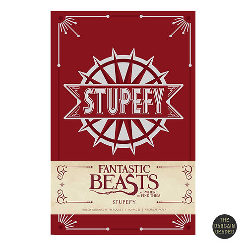 Fantastic Beasts and Where to Find Them: Stupefy Journal by Insights