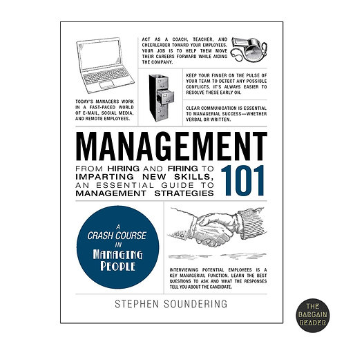 Management 101 (Adams 101) by Stephen Soundering