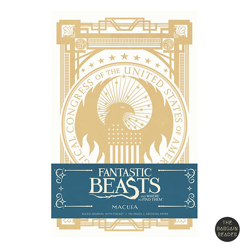 Fantastic Beasts and Where to Find Them: Macusa Journal by Insights