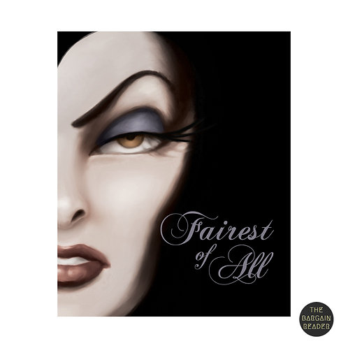 Fairest of All (Villains #1) by Serena Valentino