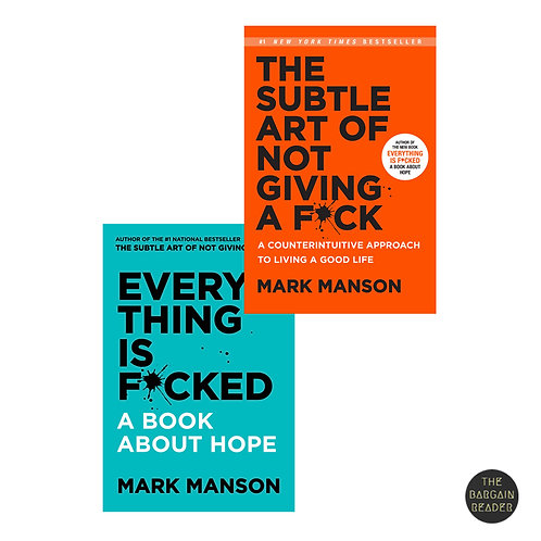 The Mark Manson Bestselling Bundle by Mark Manson