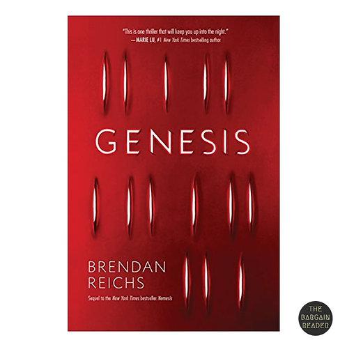Genesis (Nemesis #2) by Brendan Reichs