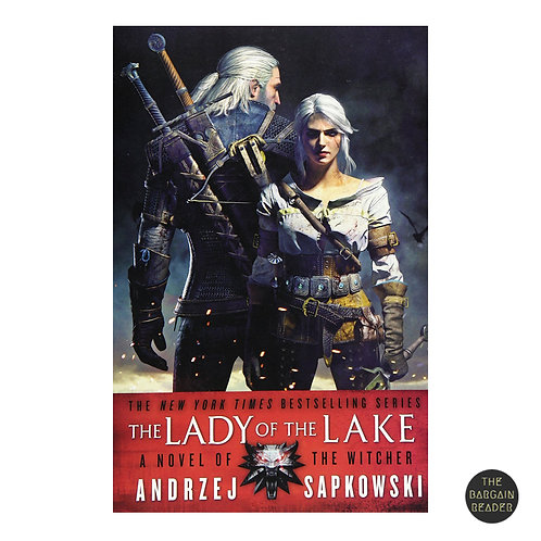 The Lady of the Lake (The Witcher #5) by Andrzej Sapkowski