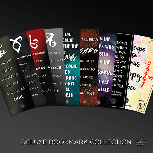 Deluxe Bookmark Collection