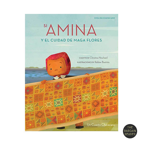 Amina and the City of Flowers by Christina Newhard