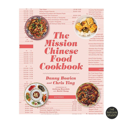 The Mission Chinese Cookbook by Chris Ying