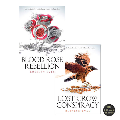 The Blood Rose Rebellion Duology (Blood Rose Rebellion #1-2) by Rosalyn Eves