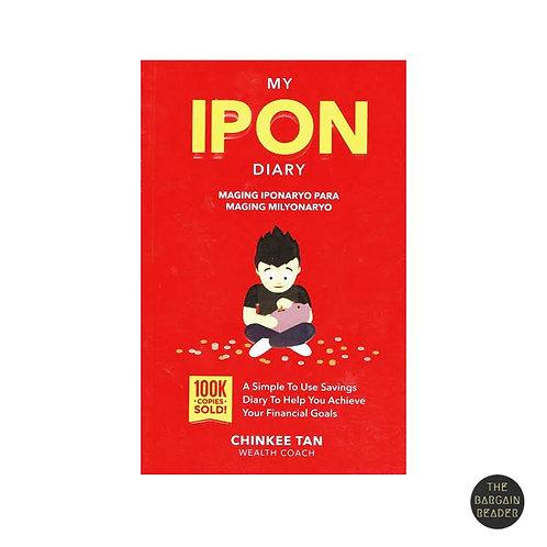 My Ipon Diary: Maging Iponaryo Para Umasenso by Chinkee Tan