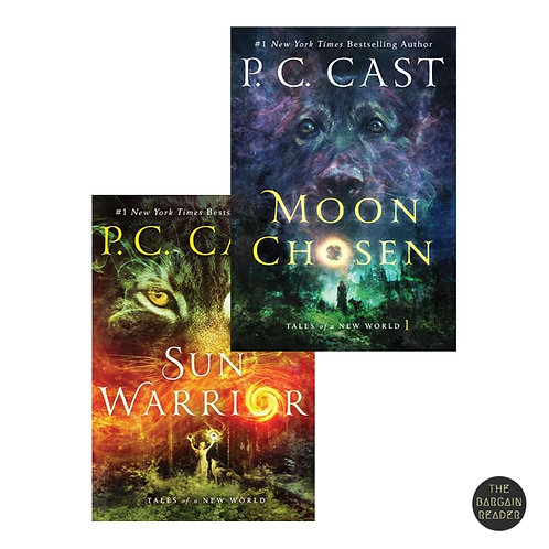 Tales Of A New World 2-Book Bundle by P.C. Cast