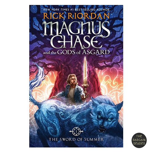 Magnus Chase Sword of Summer by Rick Riordan
