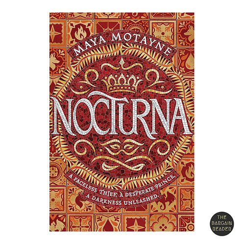 Nocturna (A Forgery of Magic #1) by Maya Motayne