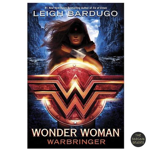 Wonderwoman Warbringer by Leigh Bardugo