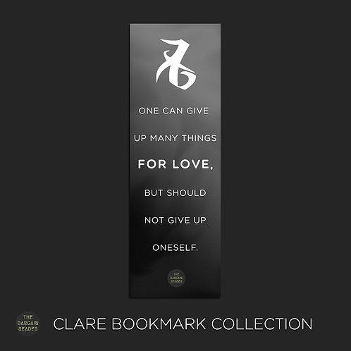 Love Rune Bookmark
