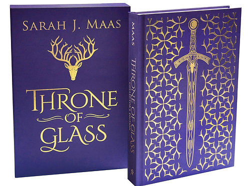 The Throne of Glass Collector's Edition by Sarah J. Maas