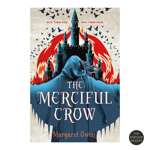 The Merciful Crow (The Merciful Crow Series #1) by Margaret Owen