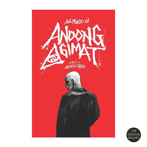 Ang Mundo ni Andong Agimat by Arnold Arre