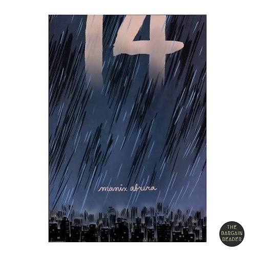 14 Silent Comics ni Manix Abrera
