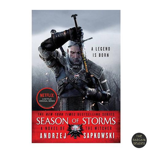 Season of Storms (The Witcher #6) by Andrzej Sapkowski