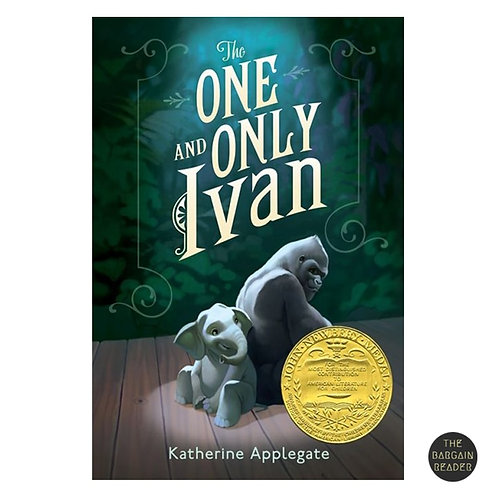 The One and Only Ivan by Catherine Applegate
