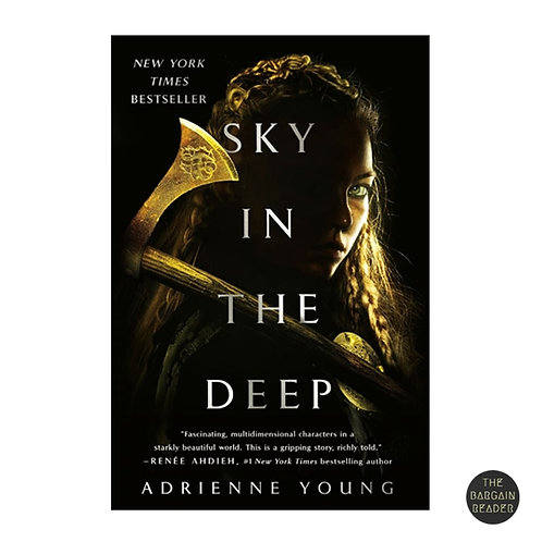 [HARDCOVER] Sky in the Deep by Adrienne Young