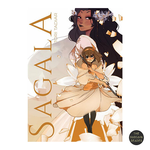 Sagala (The Complete Volume) by Tori Tadiar
