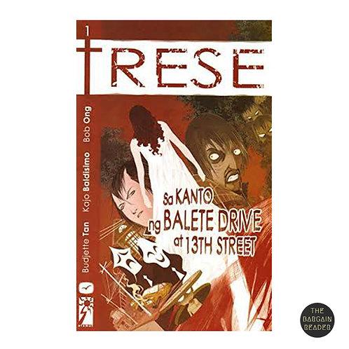 Trese: Sa Kanto ng Balete Drive at 13th Street (Trese #1) ni Tan, Baldisimo, Ong