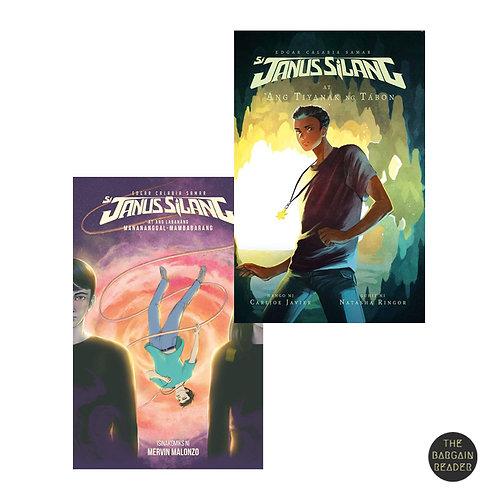 Ang Janus Silang Komiks 2-Book Bundle ni Edgar Calabia Samar