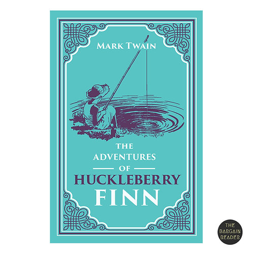 The Adventures of Huckleberry Finn (Paper Mill) by Mark Twain