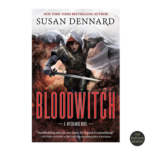 Bloodwitch (The Witchlands #3) by Susan Dennard