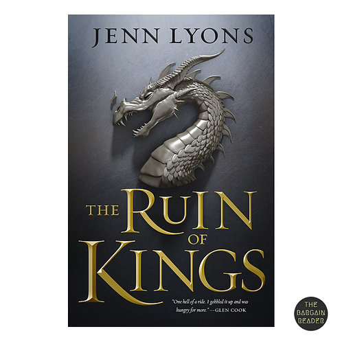 The Ruin of Kings (A Chorus of Dragons #1) by Jenn Lyons