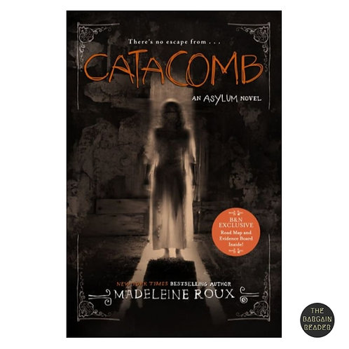 Catacomb (B&N Exclusive) by Madeleine Roux