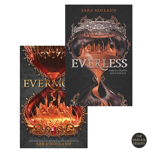 Everless Duology by Sara Holland