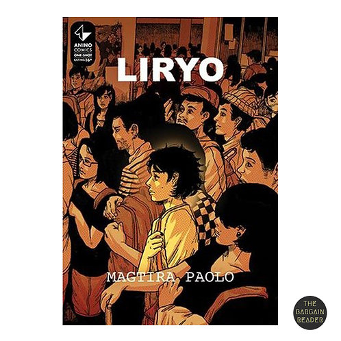 Liryo (Graphic Novel) ni Magtira Paolo