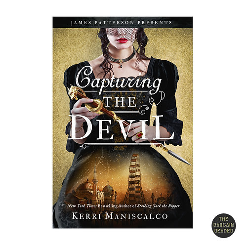 Capturing the Devil (Stalking Jack the Ripper #4)by Kerri Maniscalco