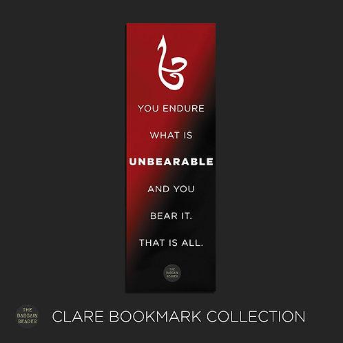 Strength Rune Bookmark