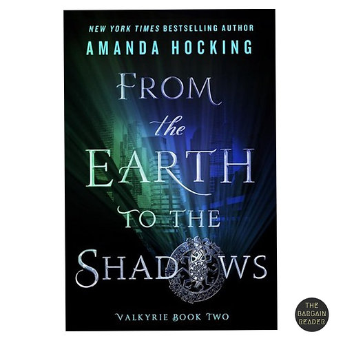 From the Earth to the Shadows by Amanda Hocking