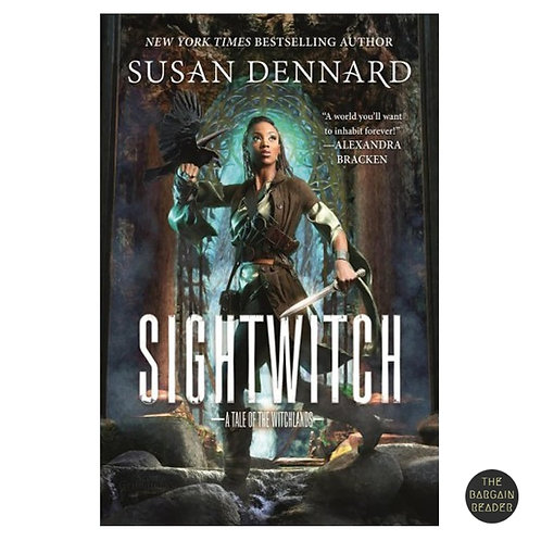 Sightwitch (B&N Exclusive) by Susan Dennard