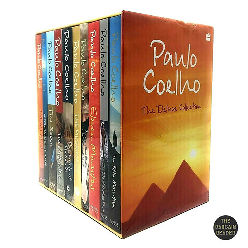 The Paulo Coelho Deluxe 10-Book Collection by Paulo Coelho