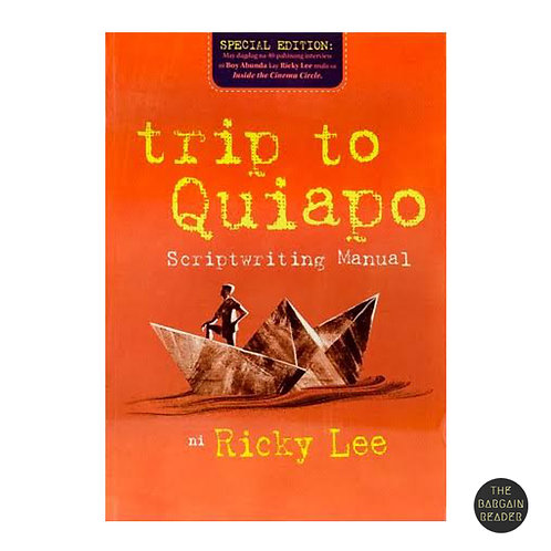 Trip To Quiapo (Special Edition) ni Ricky Lee