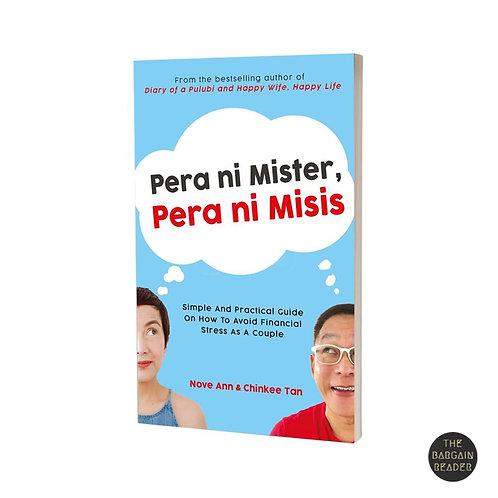 Pera Ni Mister, Pera Ni Misis: Avoid Financial Stress As A Couple by Chinkee Tan