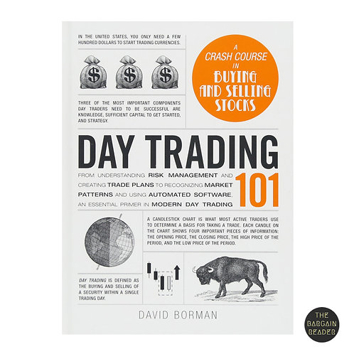 Day Trading 101 (Adams 101) by David Borman
