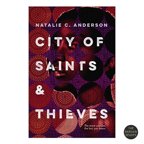 City of Saints and Thieves by Natalie Anderson