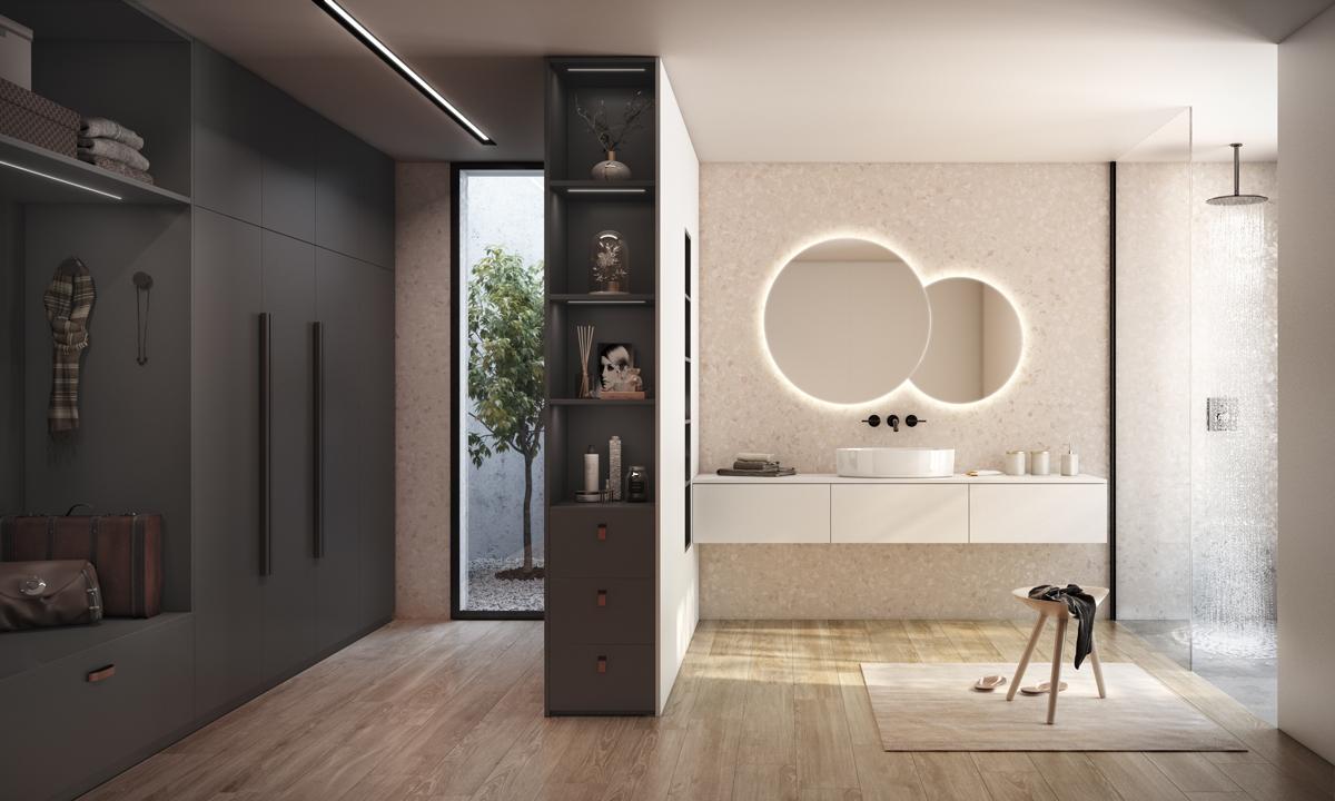 True Matt 1 - cabinetsbyzephyr bathroom